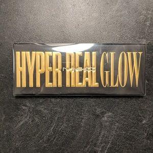 NWT MAC Hyper Real Glow palette get it glowin